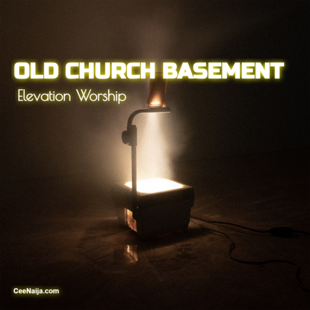 Elevation Worship Old Basement Church Album