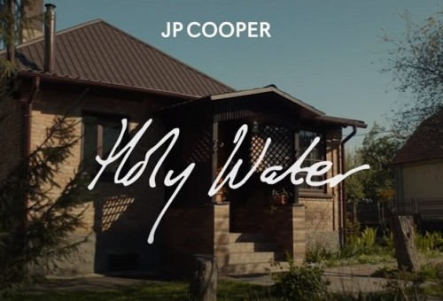 JP Cooper Holy Water