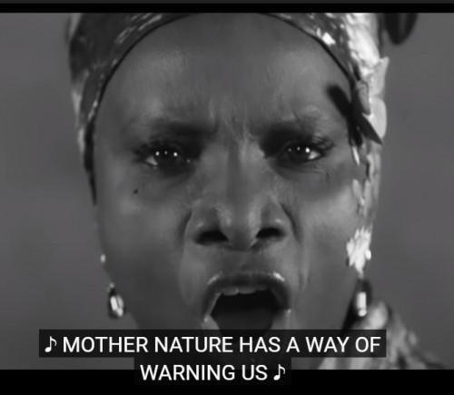 Angelique Kidjo Mother Nature