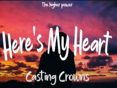 Casting Crowns Heres My Heart