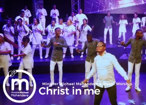 Christ In Me Live Minister Michael Mahendere 1