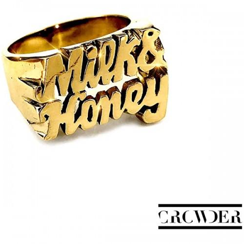 Crowder Milk Honey Album
