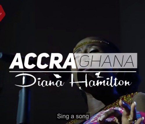 Diana Hamilton OSEY JOYFUL NOISE MEDLEy