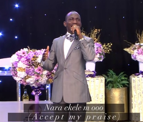 Dr Paul Eneche nara Ekele