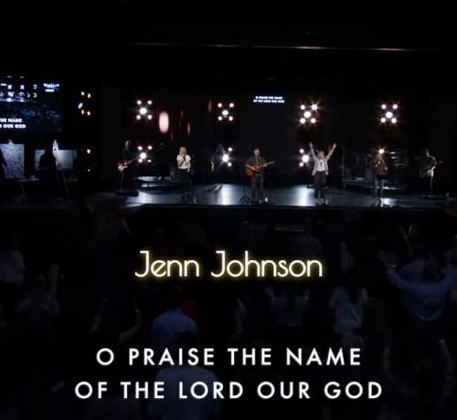 Jenn Johnson Praise The Name 1