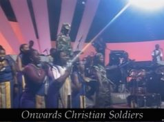Joyous Celebration Onwards Christian Soldiers