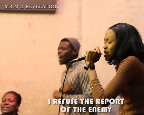 Mr M Revelation I Move