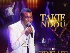 Takie Through It All Ndou