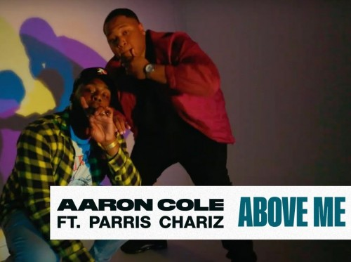 Aaron Cole Above Me