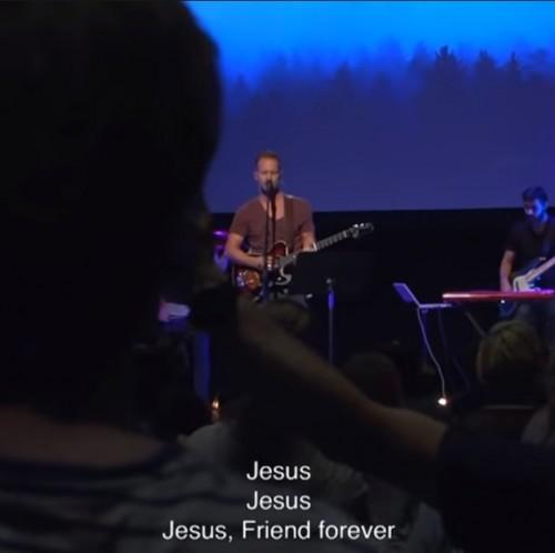 Bethel Music Moment Jesus friend forever