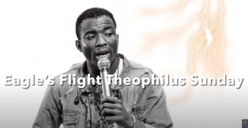 Eagles FlightChant Version By Theophilus Sunday
