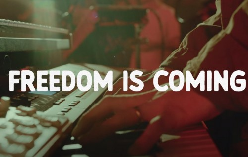 Freedom Is Coming Hillsong Young Free