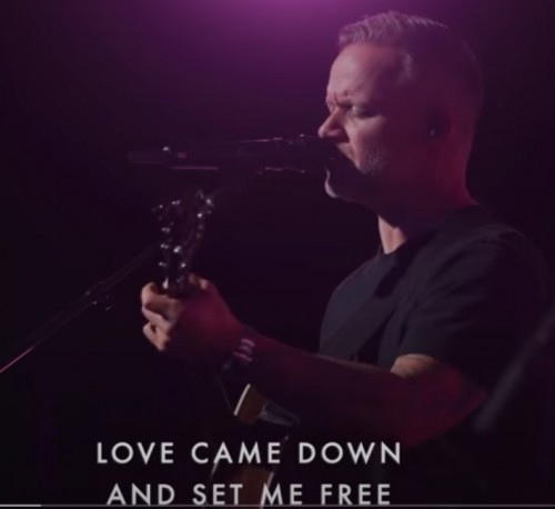 Jenn Johnson Love Came Down