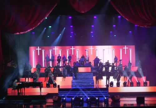 Joyous Celebration In Christ We Stand