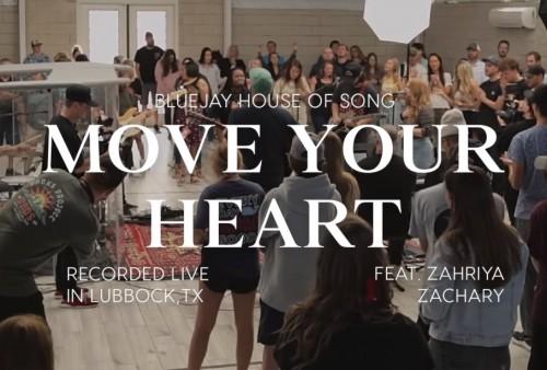 Move Your Heart feat Zahriya Zachary Bluejayhouse