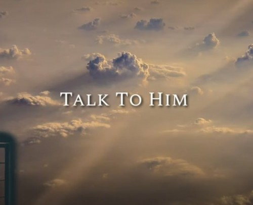 Talk To Him Chris Tomlin with Russell Dickerson