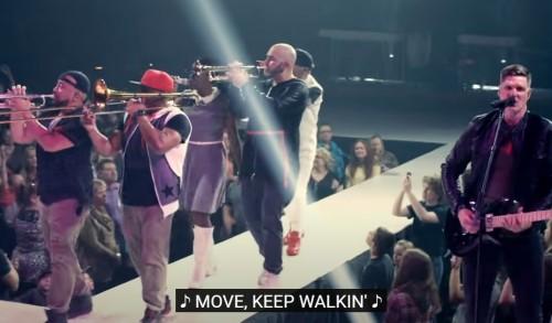 TobyMac Move Keep Walkin