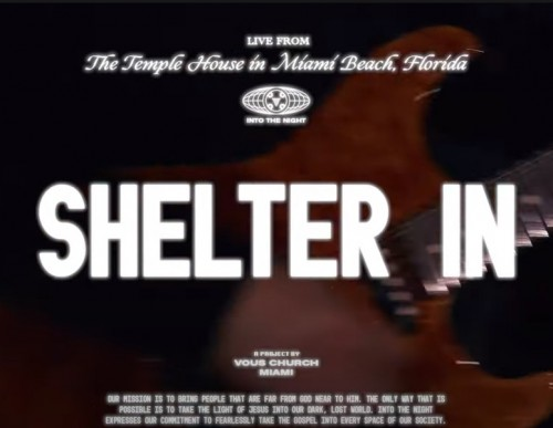 VOUS Worship Shelter In Ft DOE