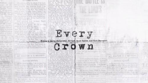 Bethel Music Kalley Every Crown