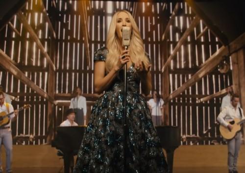 Carrie Underwood Victory In Jesus