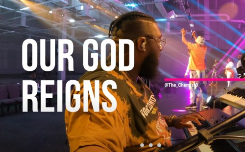 Change Worship OUR GOD REIGNs Todd Galberth