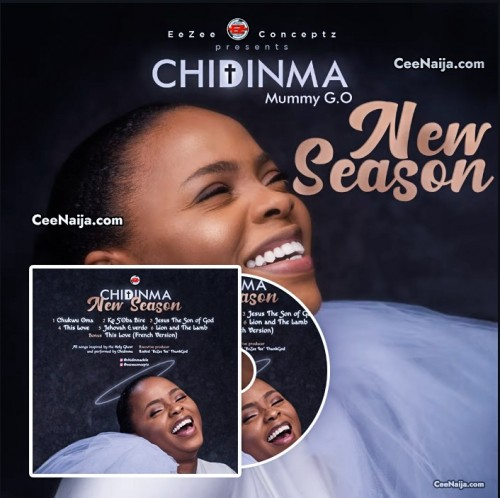 Chidinma New Season Album EP