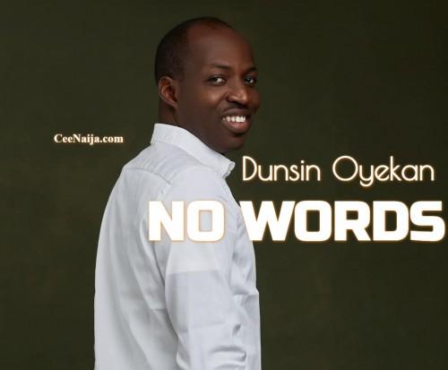 Dunsin Oyekan No Words