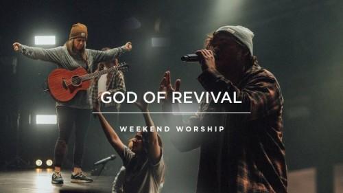 Red Rocks Worship God Of Revival