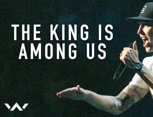 The King Is Among Us Elevation Worship