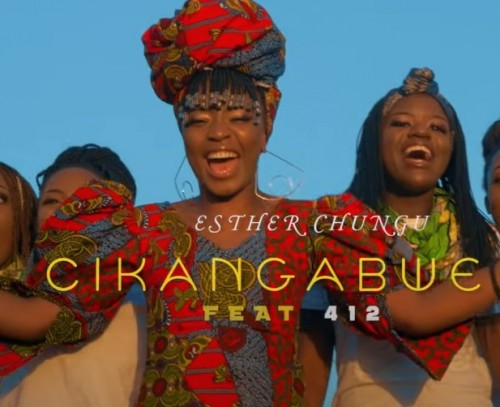 Esther Chungu Cikangabwe