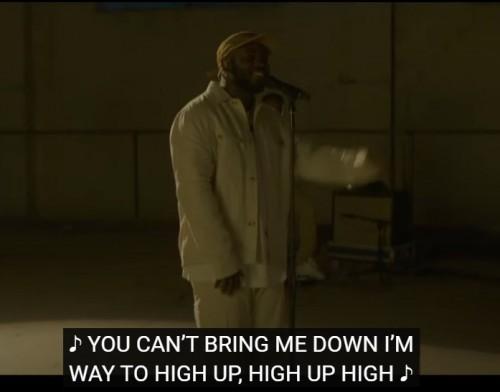 Jonathan Traylor High Up