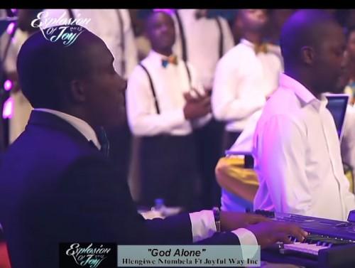 Joyful Way Inc God Alone Ft HLE