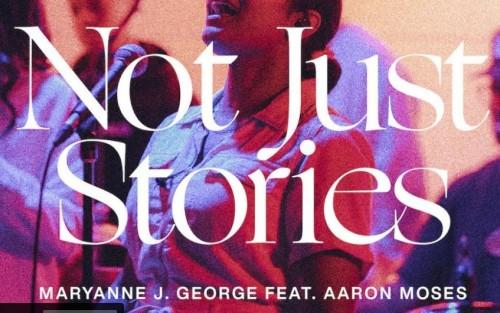 Maryanne J George Not Just Stories