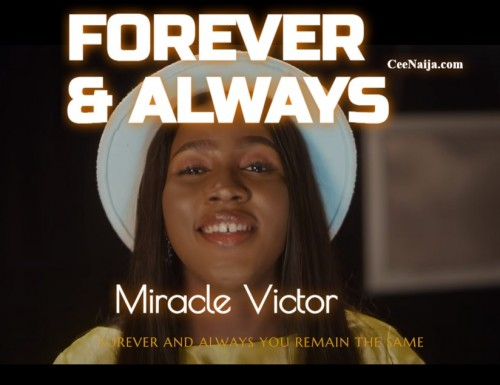 Miracle Victor Forever Always
