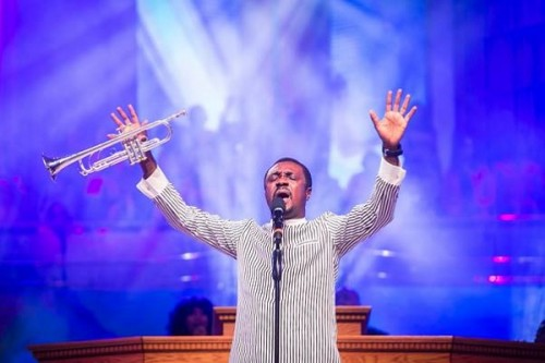Nathaniel Bassey Come Lord Come