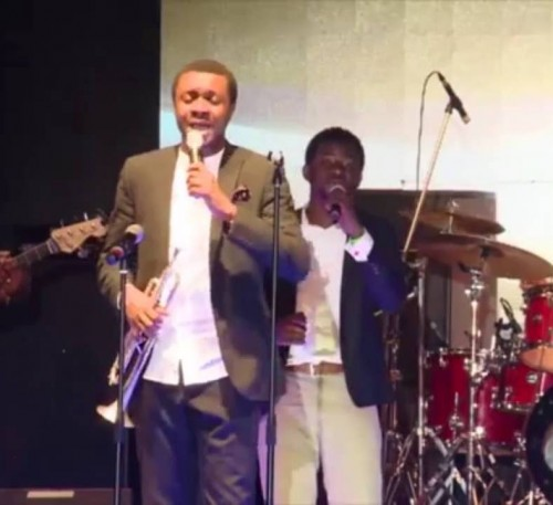 Nathaniel Bassey I Know You Are Here
