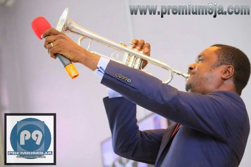 Nathaniel Bassey You Deserve the Glory