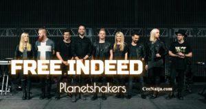 Planetshakers Free Indeed