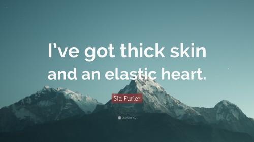 Sia Ive Got An Elastic Heart