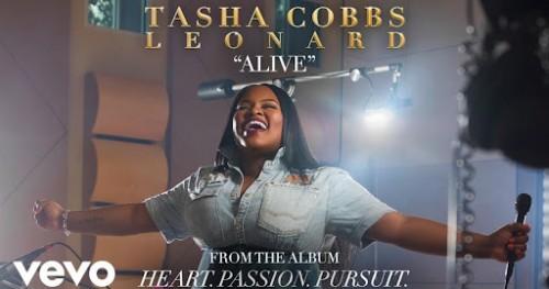 Tasha Cobbs Leonard Alive 3