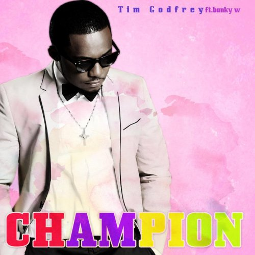 Tim Godfrey Champion