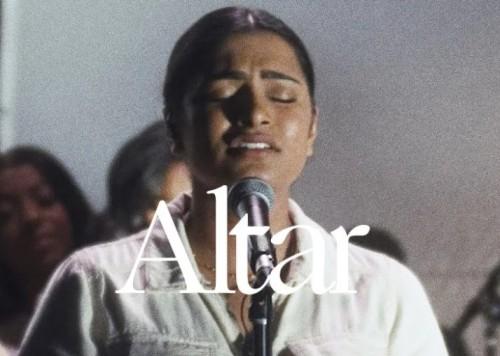 Altar feat Justus Tams Maryanne J George