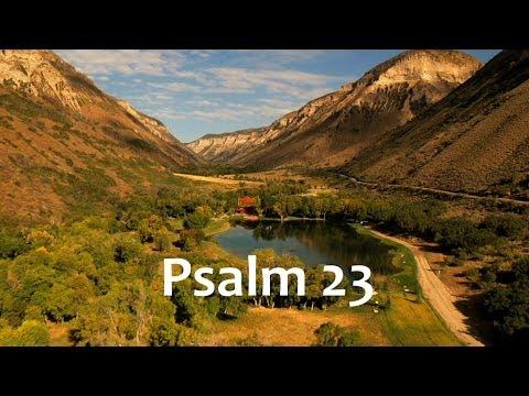 Celtic Worship Psalm 23