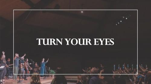 Celtic Worship Turn Your Eyes