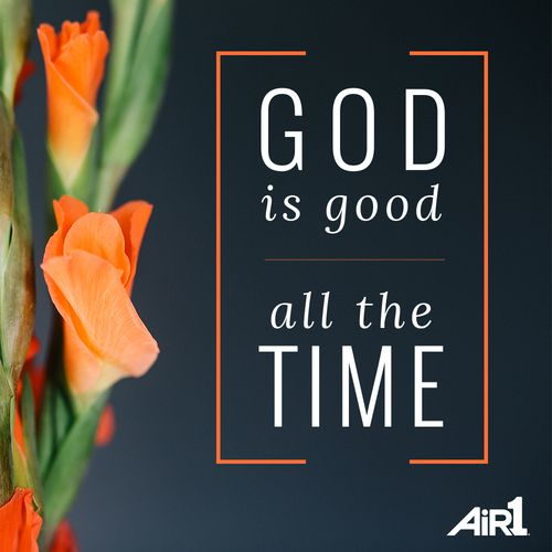 Don Moen God Is Good All The Time