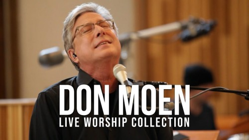 Don Moen I Want to Know You More