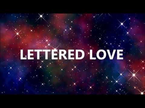 Hillsong Worship Lettered Love
