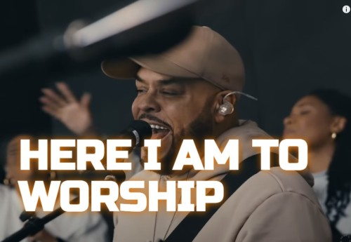 Israel New Breed Here I Am To Worship