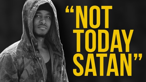 KB Not Today Satan feat Andy Mineo