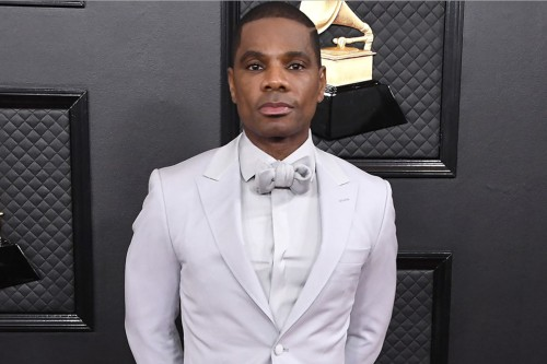 Kirk Franklin Silver and Gold